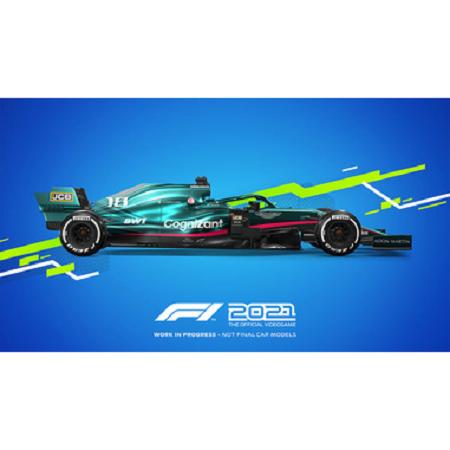 XBOX ONE F1 2021 Genere: Gioco di guida - Formula 1