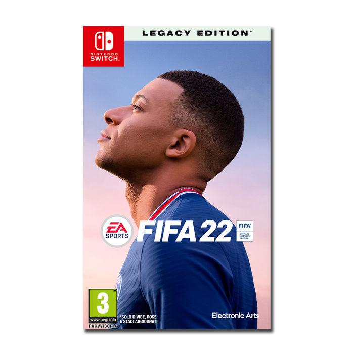 FIFA22 nintendo switch
