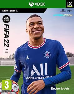 XBOX serie X Fifa 22