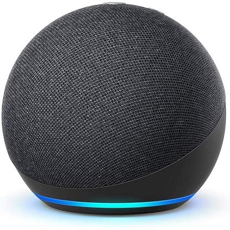Echo Dot (4  generazione)ALEXA Antracite