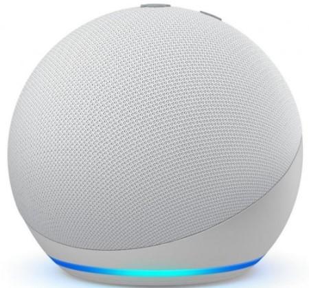 Amazon Echo Dot (4  generazione ) Alexa Bianco