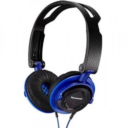 PANASONIC Cuffie sovraurali - RP-DJS150 BLUE