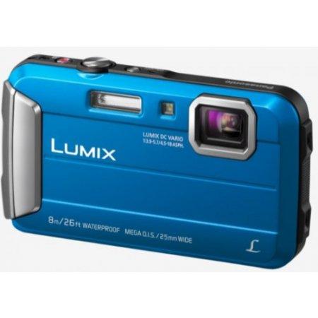 Panasonic Fotocamera subacquea - Dmc-ft30-eg Azzurro