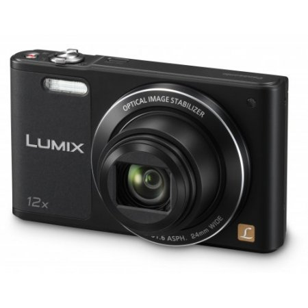 Panasonic Fotocamera compatta - Dmc-sz10  Nero