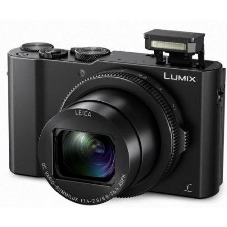 Panasonic Fotocamera compatta - Dmclx15egk