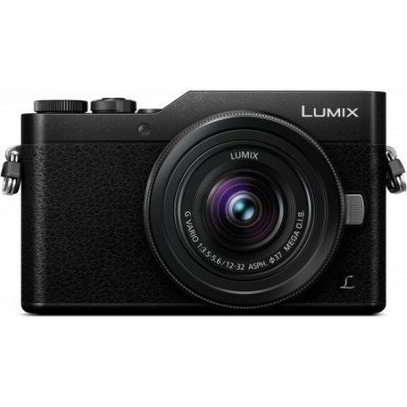 Panasonic Fotocamera mirrorless - Dc-gx800kegk Nero