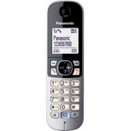 Panasonic Telefono cordless - Kx-tg6822jtb Nero