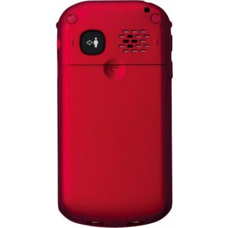 Panasonic Cellulare dualband gsm - Kx-tu329exrerosso