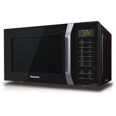 Panasonic M/o con grill - Nn-k37hbmebg