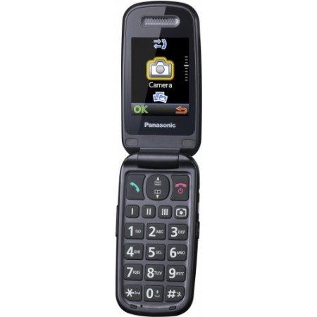 Panasonic Cellulare dualband gprs / gsm - Kxtu456ex Bianco