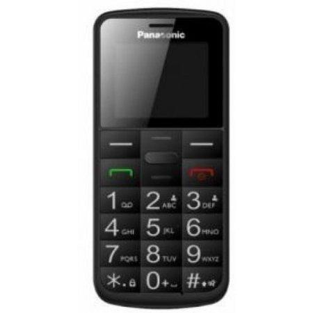 Panasonic Cellulare dualband gprs / gsm - Kxtu110ex Nero