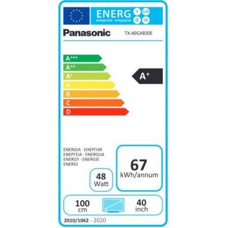 """Panasonic Tv led 40"""" full hd hdr - Tx-40gx830e"""