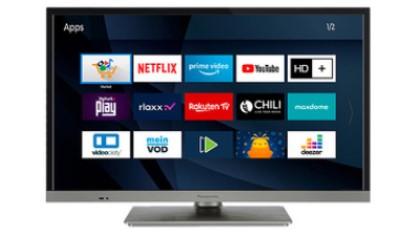 """Panasonic Tv led 24"""" hd - Tx-24js350e"""