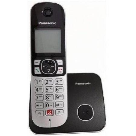 Panasonic - Kx-tg6851jtb Nero-argento