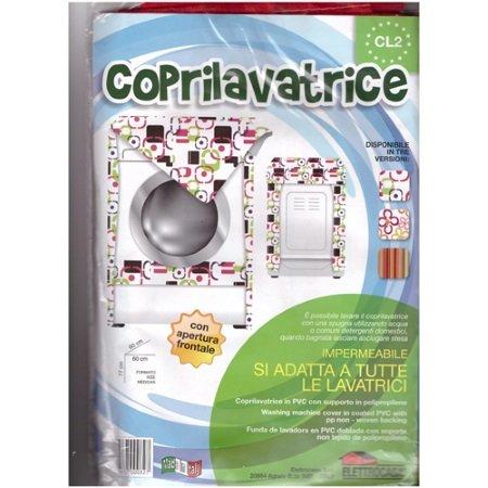 Elettrocasa Coprilavatrice con apertura frontale - Coprilavatrice apertura frontale - Cl2
