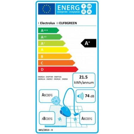 Electrolux Aspirapolvere 500 w - rex - Euf8green