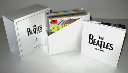 Universal Music  - The Beatles Mono Box Limited