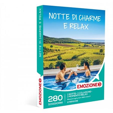 Emozione 3 Emozione 3 - E3 Notte Di Charme E Relax - E3 Notte Di Charme E Relax H.19.12