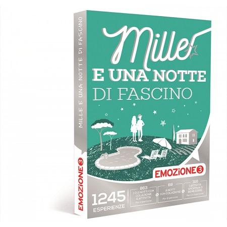 Emozione 3 Emozione3 Mille e una notte di fascino - E3 Mille E Una Notte Di Fascino H.1