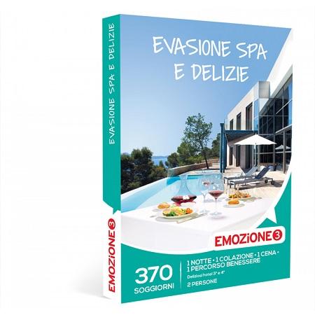 Emozione 3 Emozione3 Evasione spa e delizie - E3 Evasione Spa E Delizie H.19.12
