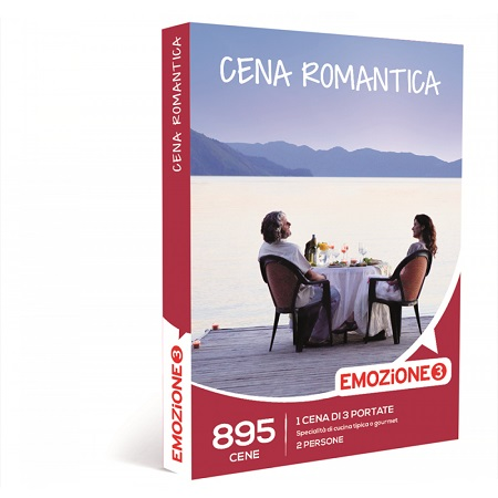 Emozione 3 Emozione 3 - E3 Cena Romantica - E3 Cena Romantica H.19.12