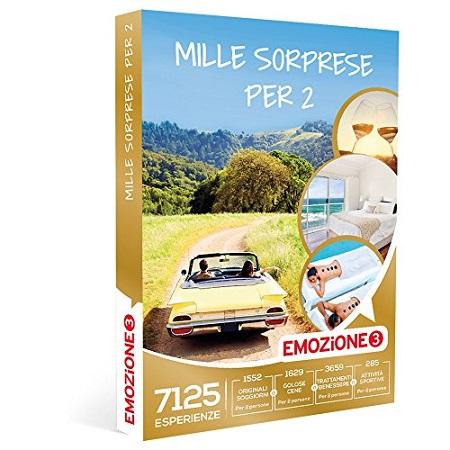 Emozione 3 Emozione3 Mille sorprese per 2 - E3 Mille Sorprese Per 2 H.19.12