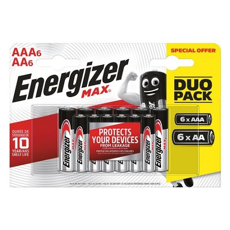 Energizer Group Italia Batteria Standard - Energizer ENERGIZER - E301533600