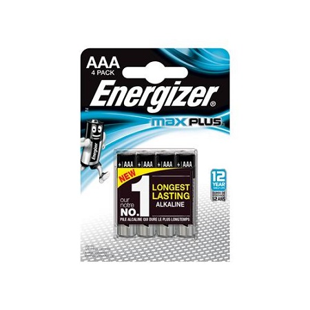 Energizer Group Italia Batterie Energizer Max Plus - E 92