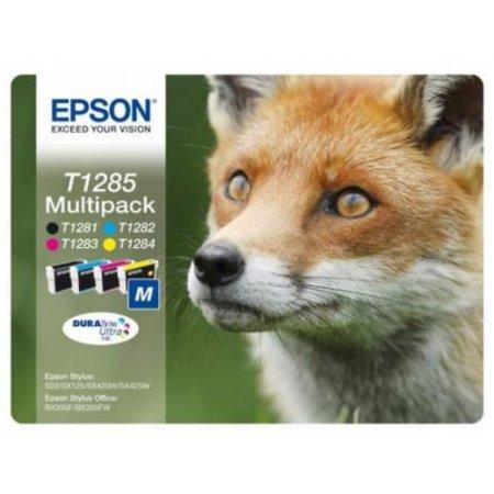 Epson 4 per confezione cartuccia inkjet - C13t12854020