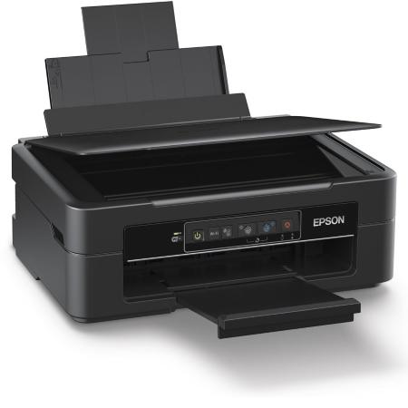 Epson Stampante InkJet Multifunzione 3-in-1 Wi-Fi - Expression Home Xp-235