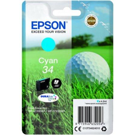 Epson 1 per confezione cartuccia inkjet - C13t34624020