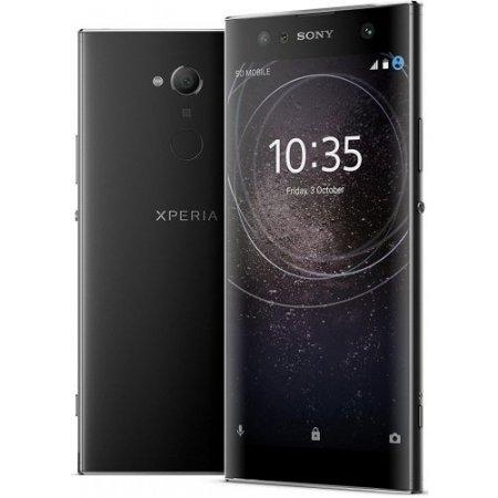 Sony Smartphone 32 gb ram 4 gb quadband - Xperia Xa2 Ultra Nero