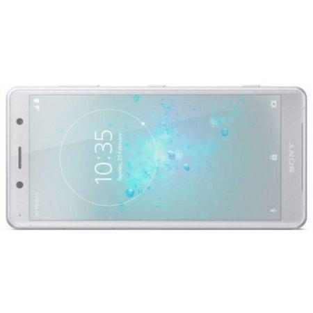 Sony Smartphone 64 gb ram 4 gb quadband - Xperia Xz2 Compact Silver