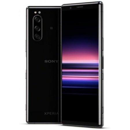 Sony Smartphone 128 gb ram 6 gb. quadband - Xperia 5 Nero