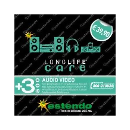 Estensione Assistenza Estensione di Assistenza della durata di 3 anni dalla scadenza della garanzia legale - +3 Anni Audio e Lettori da 250€ a 500 €