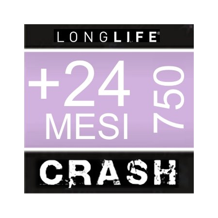 Estensione Assistenza - +2 Anni CRASH Foto/Videocamere fino a 750€