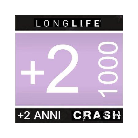 Estensione Assistenza - +2 Anni CRASH +2 Anni Foto/Videocamere