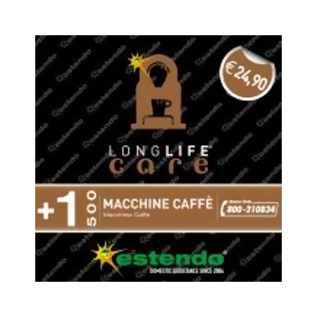 Estensione Assistenza Estensione di Assistenza della durata di 1 anno dalla scadenza della garanzia legale - +1 Anno Macchine Caffè fino a 500 €
