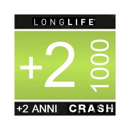 Estensione Assistenza - +2 Anni CRASH +2 Anni Informatica fino a 1000€