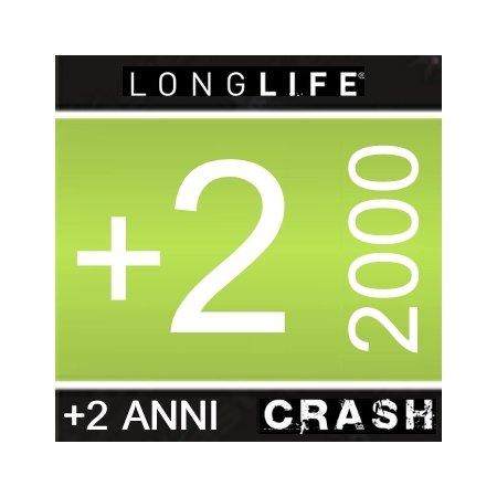 Estensione Assistenza - +2 Anni CRASH +2 Anni Informatica oltre 1000€