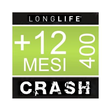 Estensione Assistenza Servizio di riparazione in caso di Caduta accidentale entro 12 mesi dalla data di acquisto - +12 Mesi CRASH iPad e Tablet Sim Dati da 300€ a 400€