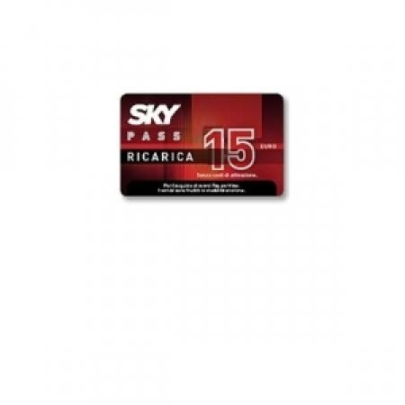 EURONET - SKY PASS 15 EURO