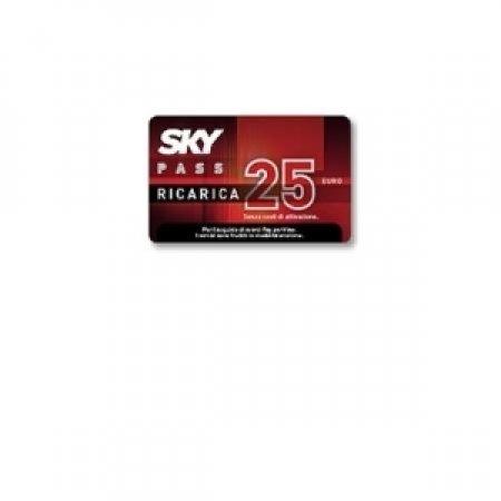 EURONET - SKY PASS 25 EURO