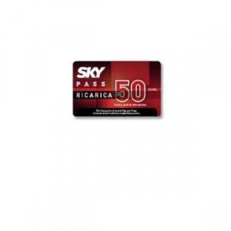 EURONET - SKY PASS 50 EURO