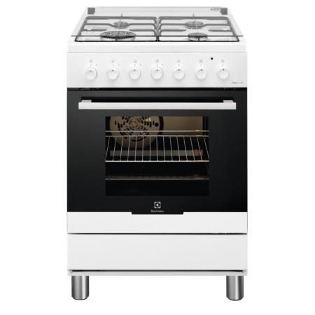 Electrolux Cucina a gas forno elettrico - rex - Rkk61380ow