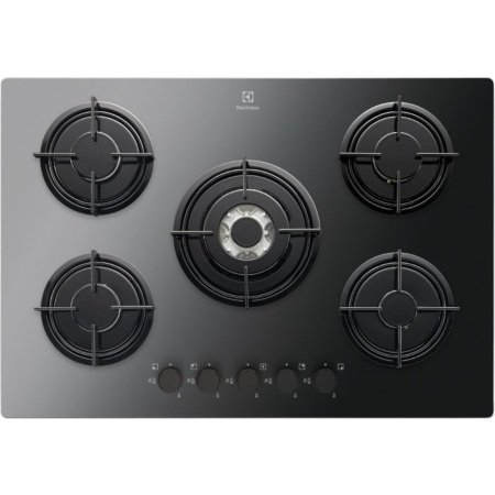 4 X Manopole di Controllo Gas Forno Piano Cottura Fornello Interruttore Cromato Nero Argento Per Stoves