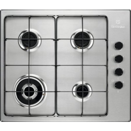 Electrolux Piano cottura a gas - rex - Egs6414x