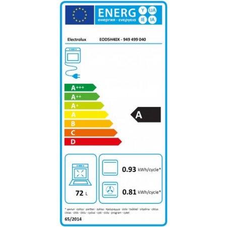Electrolux Forno elettrico - rex - Eod5h40x