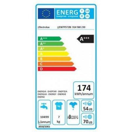 Electrolux Lavatrice incasso 7 kg. - rex - Ew7f572bi