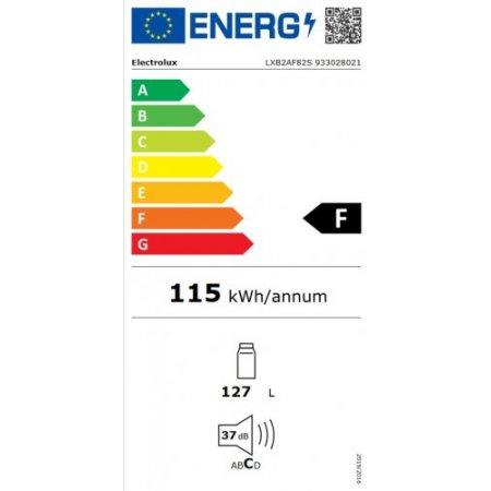 Electrolux Frigo 1p incasso - rex - Lxb2af82s
